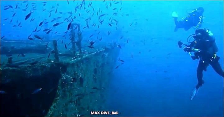 バリ島kubu沈船,boga shipwreck