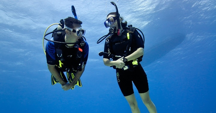 バリ島ダイビング,ダイビングのうっかりミス,バディシステム