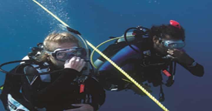 バリ島ダイビング、耳抜き