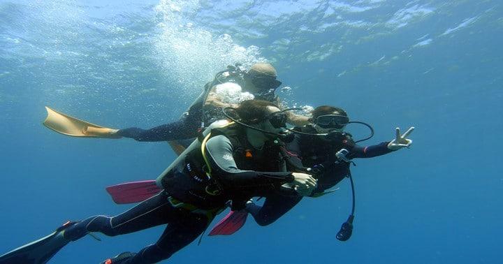 バリ島体験ダイビング,トランベン