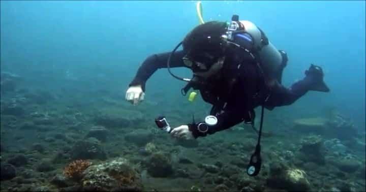 バリ島ダイビング,トランベン