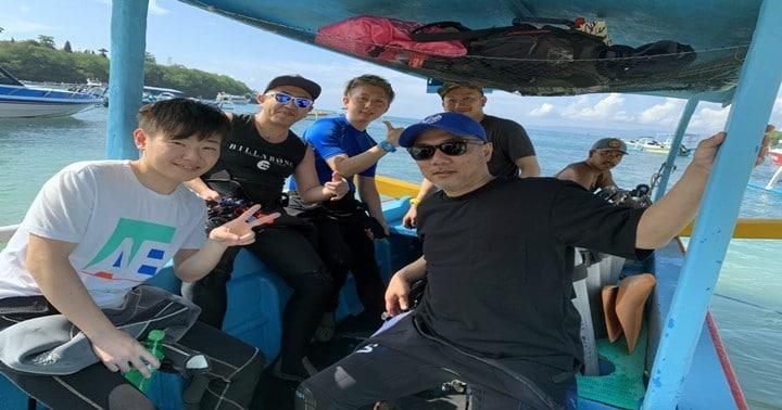 バリ島ダイビング, パダンバイ