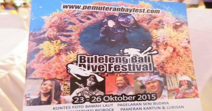 buleleng dive festival