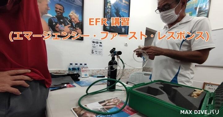 EFR講習