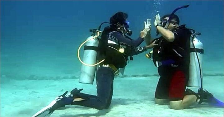 バリ島でダイビングライセンス取得