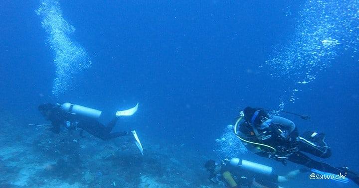 バリ島ダイビング・ヌサペニダ