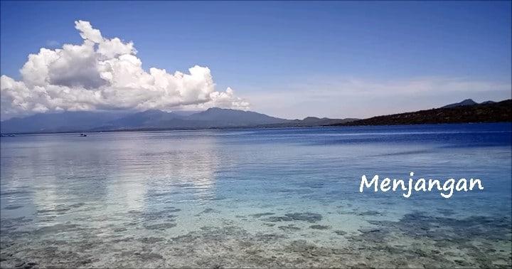 バリ島ダイビング,ムンジャンガン島